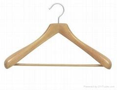 high quality wooden hanger