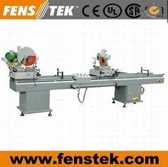 PVC Window Cutting Saw Machinery