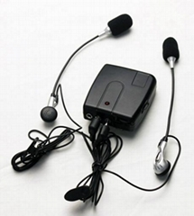 hot selling factory price Wired motorcycle intercom