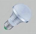 LED Bulb candle light series 1