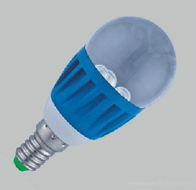 LED Bulb candle light series 4