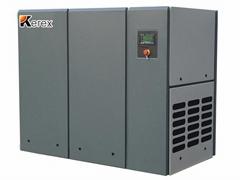 High quality stationary screw air compressor LG75