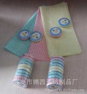 超细纤维压缩毛巾 2