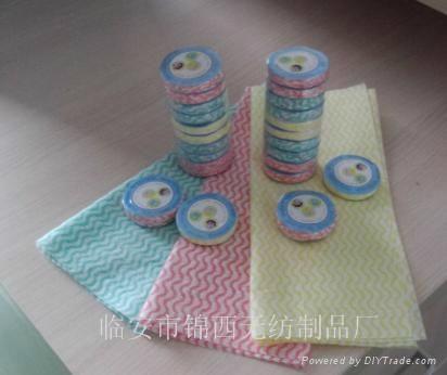 野营急救用清洁毛巾 2