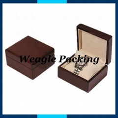 High Quality Wooden Watch Gift Box Watch