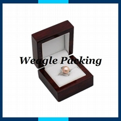 Wooden Ring Box Wooden Ring Case Ring