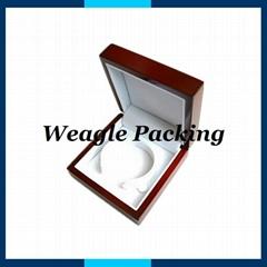 Wooden Bracelet Case Bracelet Box Bracelet Packaging Box