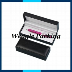 Leather Pen Box Pen Case Pen Packing Case