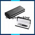 Leather Pen Box Pen Case Pen Packing Case 2