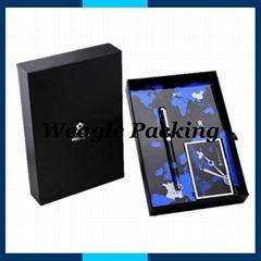 Cardboard  Pencil Box Paper Pen Case Pen Packing Case