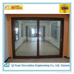 Cheap Quality Aluminum Sliding Door Glass Door