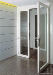 Aluminium Profile Casement Door China Manufacturer