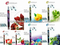 2013 new disposable e hookah with best quality from factory low price
