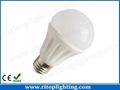 5/7w ceramic LED bulb light