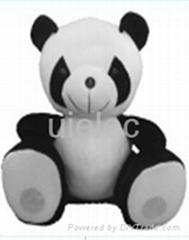 Panda USB speaker Doll Speakers