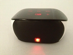 便攜式迷你藍牙音箱帶免提通話觸控功能