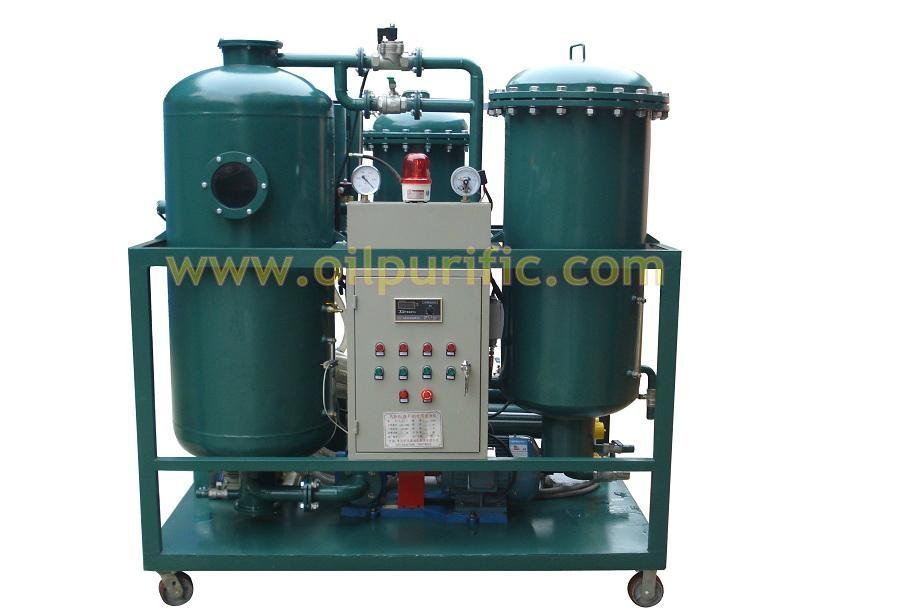 KOPM TF series turbine oil purification plant 1