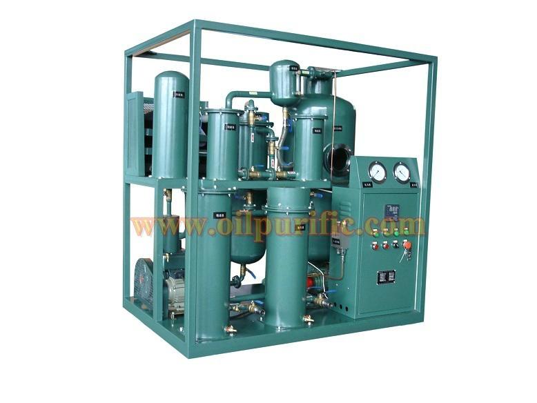 KOPM LV Lubrication Oil Purifier 1