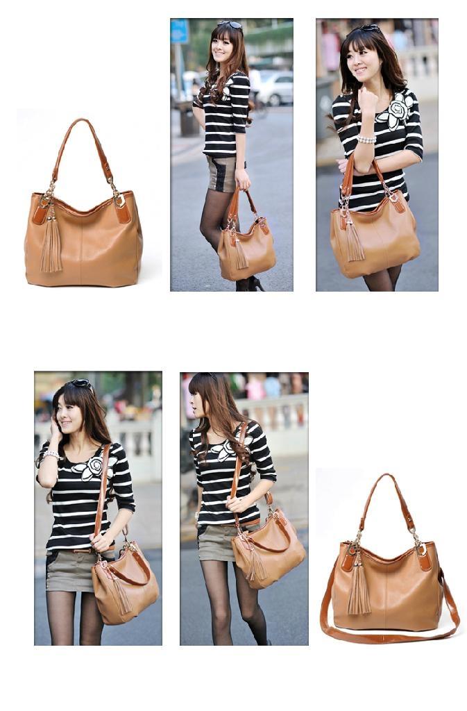 Handbags 2017 Leather Bag For Women Shoulder Long Strap 1