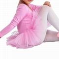 Child long sleeve ballet tutu