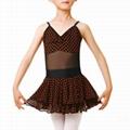 Child new spot ballet dress