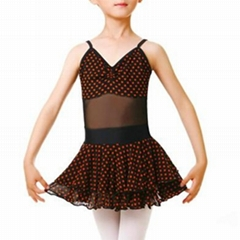 Child new spot ballet dress