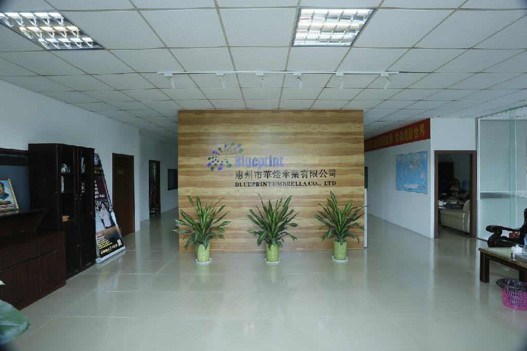 Blueprint umbrella coltd china manufacturer company profile blueprint umbrella coltd malvernweather Image collections