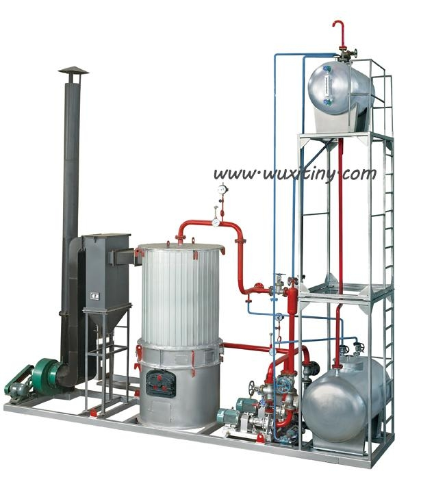 YGL/YYW(L) all-in-one hot oil boiler (China Trading Company ...