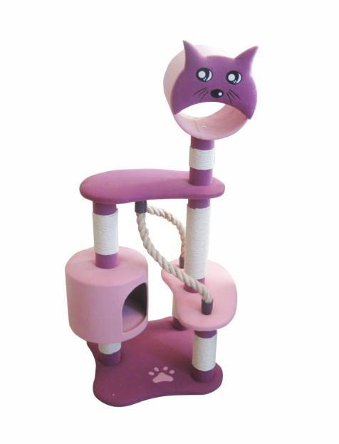 Modern cat furniture qq80105 aimigou china for Modern cat accessories