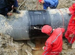 Heat Shinkable Sleeve for Corrosion Protection on Oil Pipelines