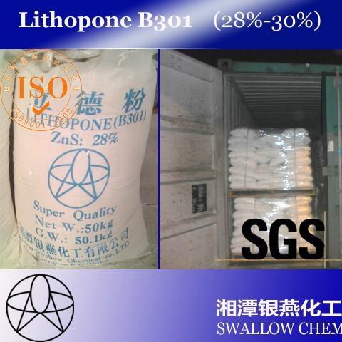 Lithopone B301 (28%-30%) 2