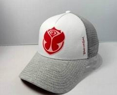 jersey trucker cap