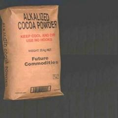 cocoa powder alkalized