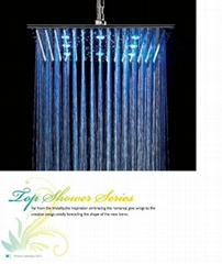 GAOGE SHOWER HEADS - LED