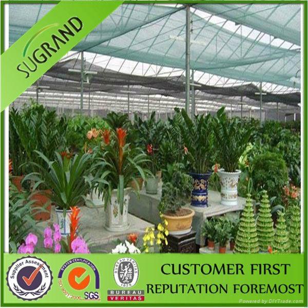 greenhouse HDPE high quality sun shade net 2