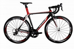 WIEL CARBON ROAD BICYCLE B009