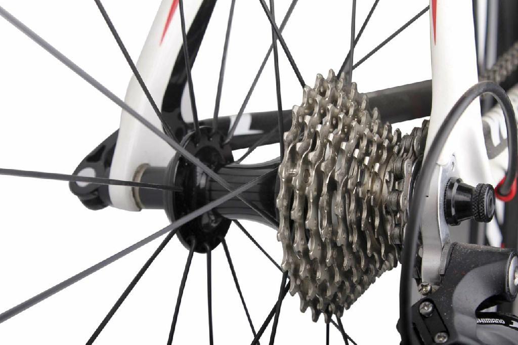 WIEL CARBON ROAD BICYCLE B009 5