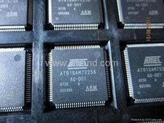 ICBOND Electronics Limited sell ATMEL all series Integrate