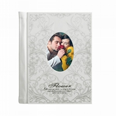 Crystal Self Adhesive Photo Album in 11X14 Inch (PS-0159)
