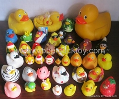 baby bath floating yellow rubber duck