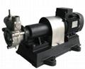 Gas-liquid mixing pump