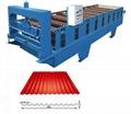 Alu-zn steel roofing sheet