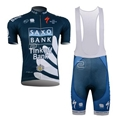OEM wholesale pro sublimation bib short cycling jersey 1