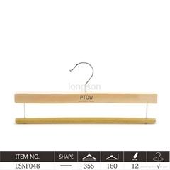 Classic Wooden Pant Hanger