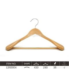 Deluxe Wooden Hanger