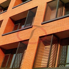 Strong and Durable Powder Coated Steel Shutters