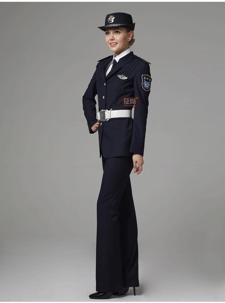 女保安服 3