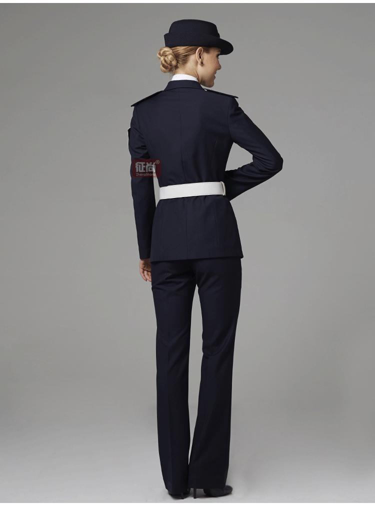 女保安服 4