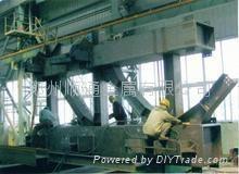 焊接箱型柱