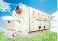 """杭州环保节能中的圣珂""""坦克""""生物质锅炉"""